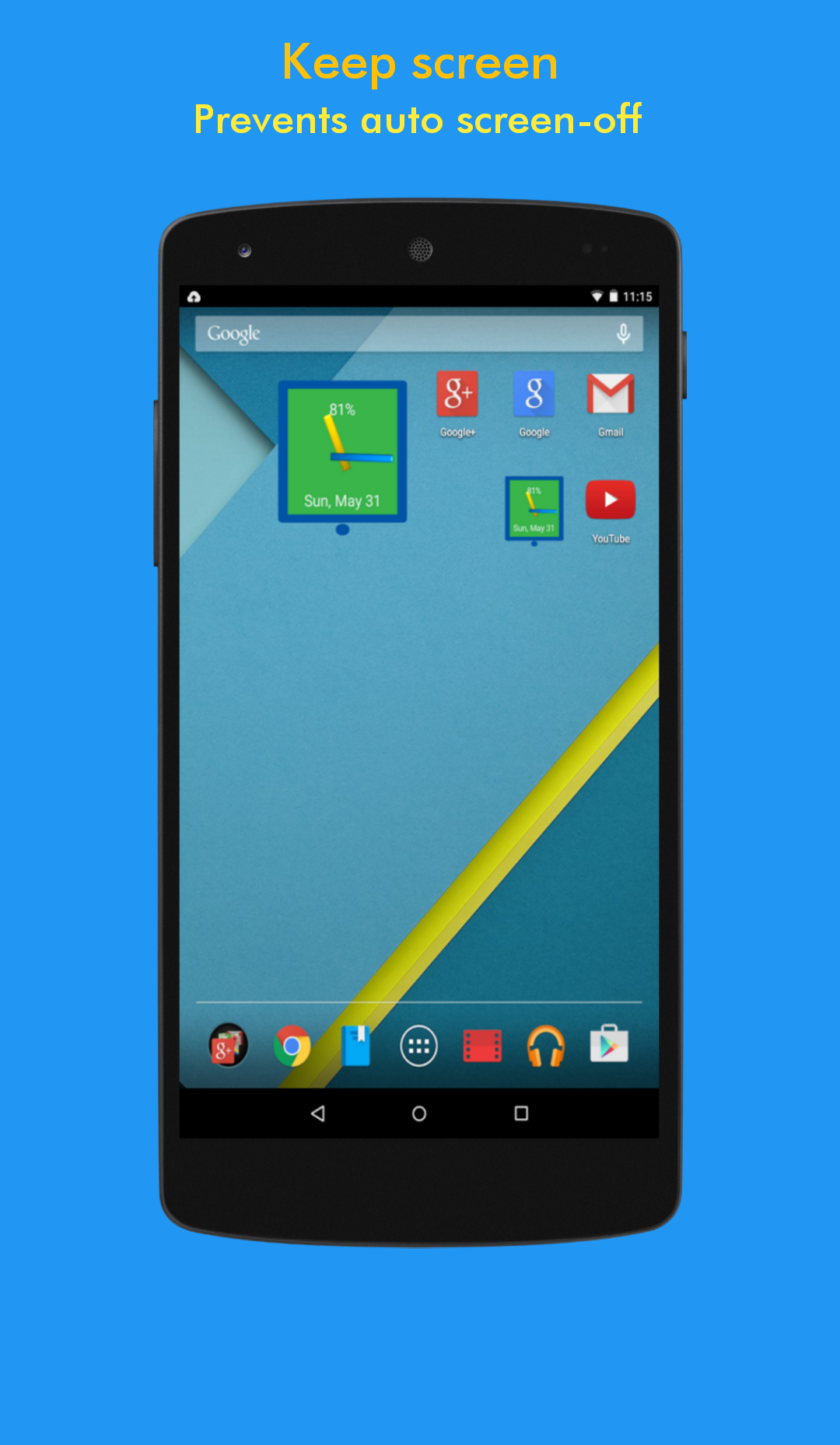 StayOn: Keep Screen OnㆍWidget